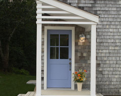 Quahog Bay contemporary porch