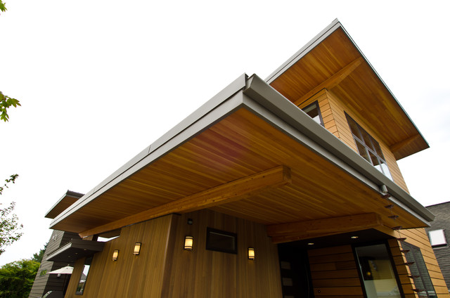 Queen Anne Residence contemporary-porch