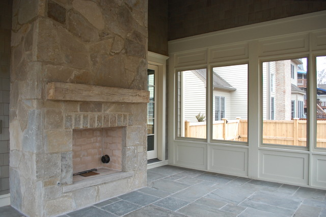 Quincy traditional-porch