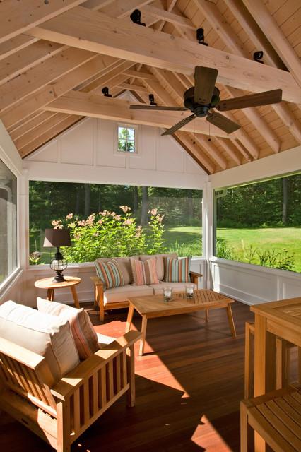 Redesigned Reprieve traditional-porch