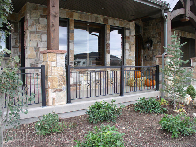 Residential - Exterior traditional-porch