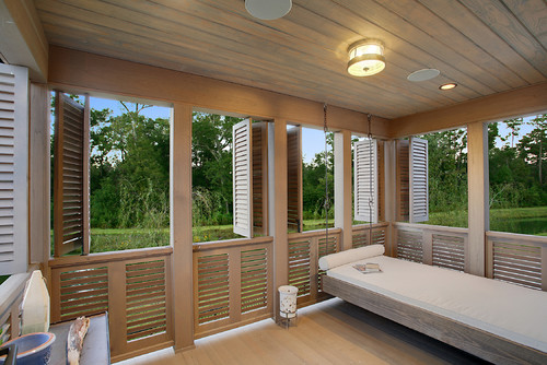 the revival of the sleeping porch install it direct. Black Bedroom Furniture Sets. Home Design Ideas