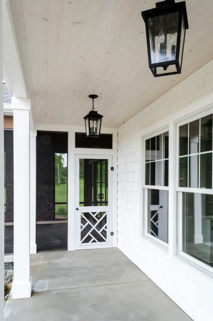 Classic porch idea in Cleveland
