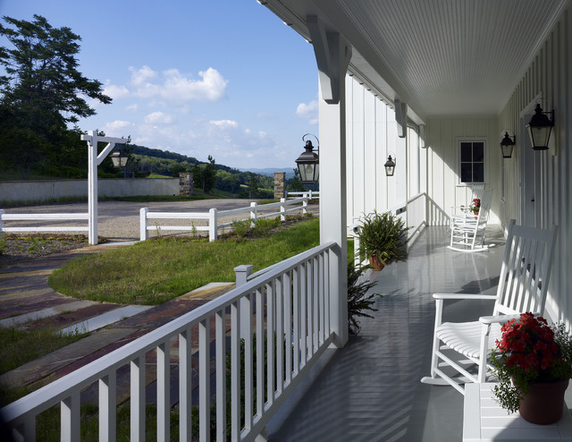 Ridgeside Vineyard Farmhouse Porch Other