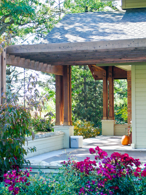 Rush Road Remodel Traditional Porch Boise By Gravitas