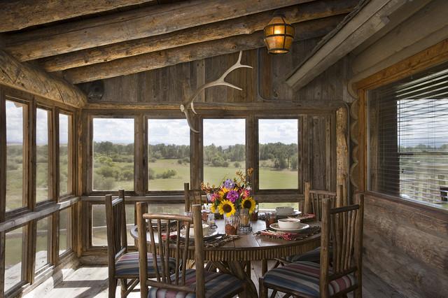 Rustic Porch rustic-porch