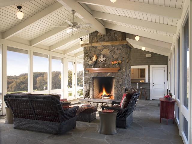 Gast Architects: Projects traditional porch