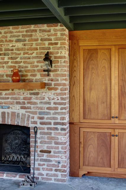Rutherfords Roost at Brays Island traditional-porch