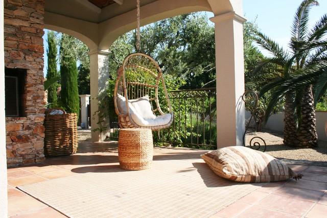 Saint tropez for Amenagement petit jardin mediterraneen