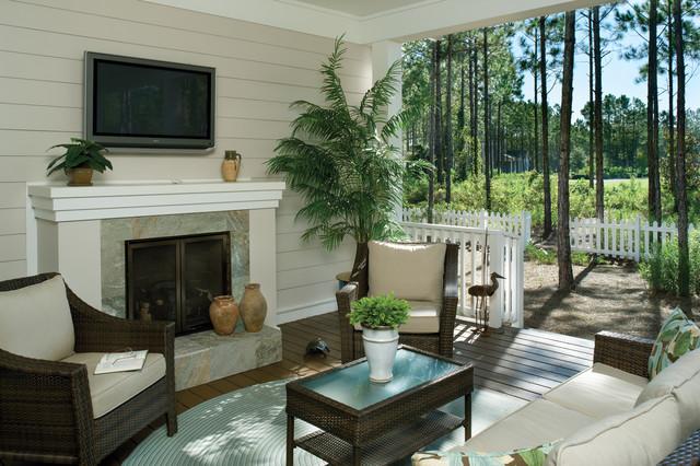 Sandpiper 1126 Tropical Porch Tampa By Arthur
