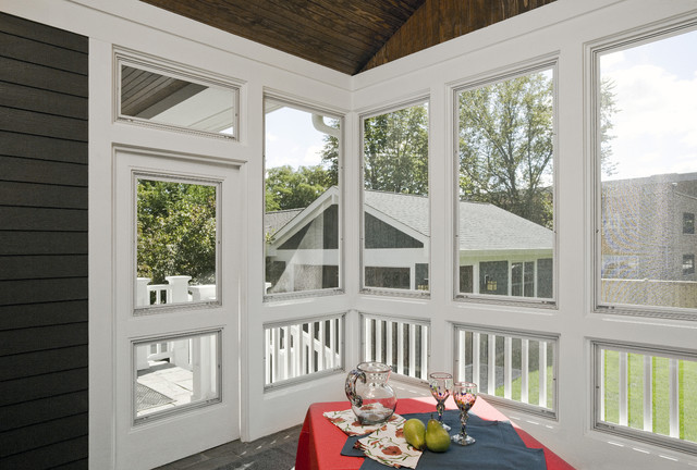 Removable Screen Porch