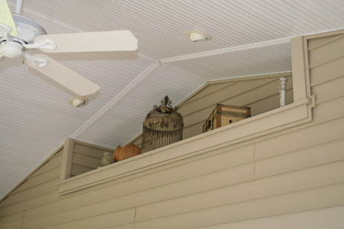 Screen Rooms and Features traditional-porch