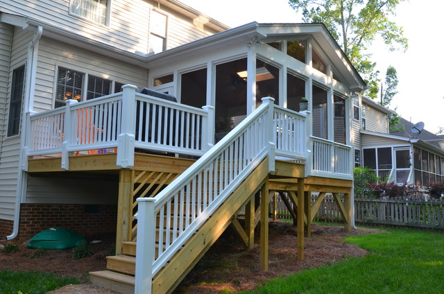 Screened porch ideas for Screened in porch ideas for mobile homes