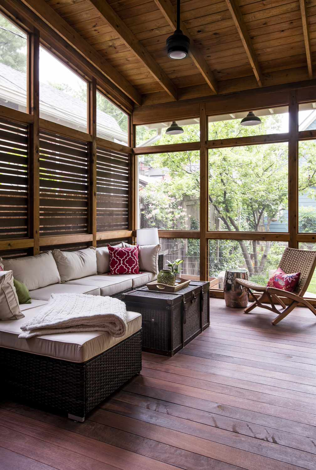 Image of: 75 Beautiful Small Screened In Porch Pictures Ideas November 2020 Houzz