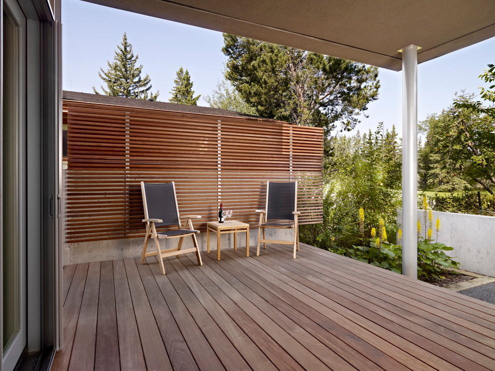Sd House Modern Porch Edmonton By Thirdstone Inc