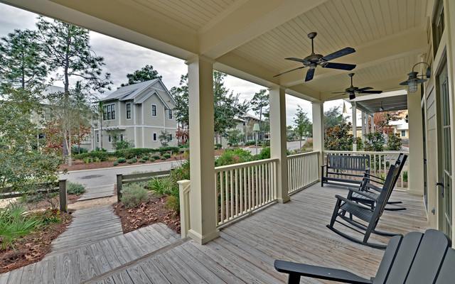 Seaside Florida Vacation Rental Homes traditional-porch