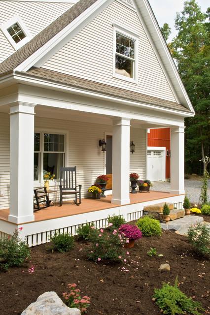 Showcase 2011 - Artist's Retreat farmhouse-porch