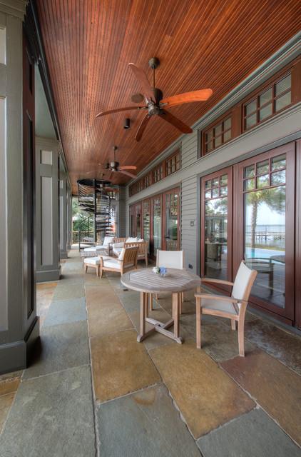 Solaris Inc. traditional-porch