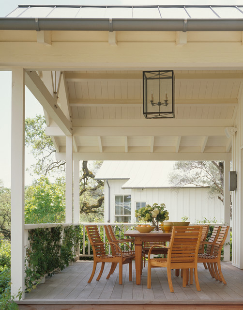 Sonoma Ranch Farmhouse Porch Other By Walker