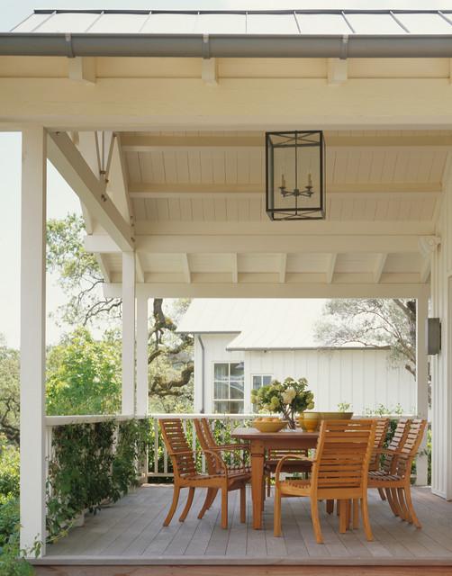 Sonoma Ranch Farmhouse Porch San Francisco By