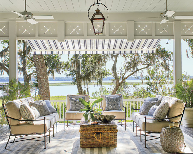 Stylish Ideas For Outdoor Ceiling Fans