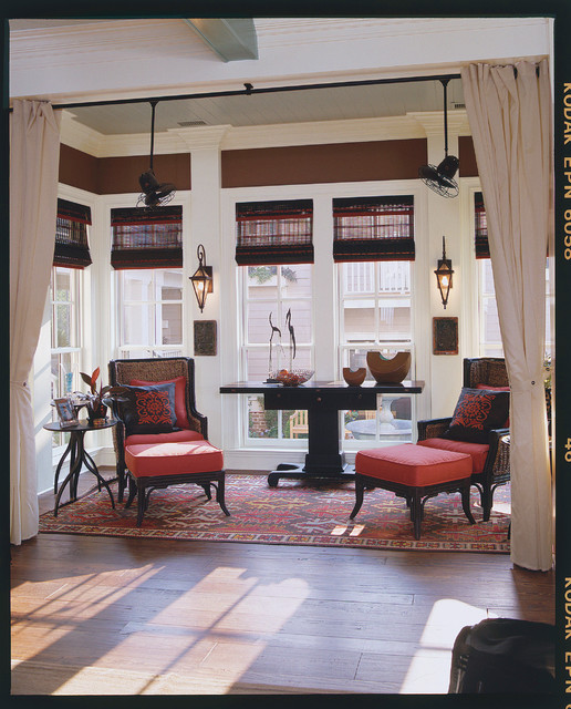 Southern Living Idea House Traditional Porch Charleston By Margaret Donaldson Interiors