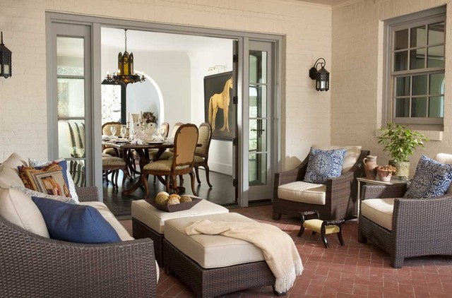 spanish colonial remodel mediterranean porch other. Black Bedroom Furniture Sets. Home Design Ideas