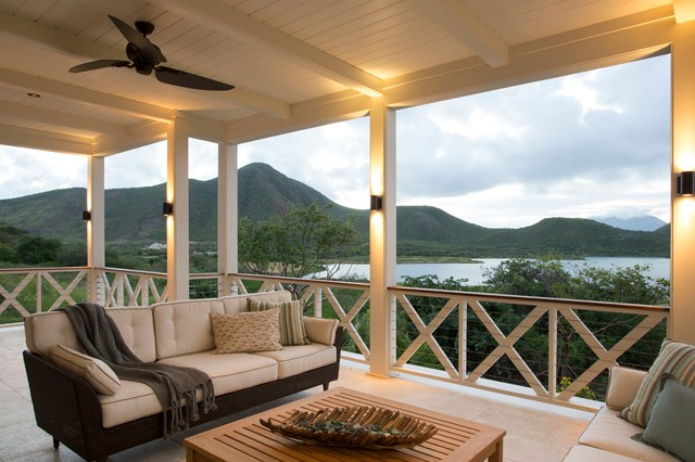 luxury villa porch and - photo #2