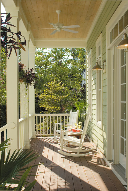 Stillwater Place tropical porch