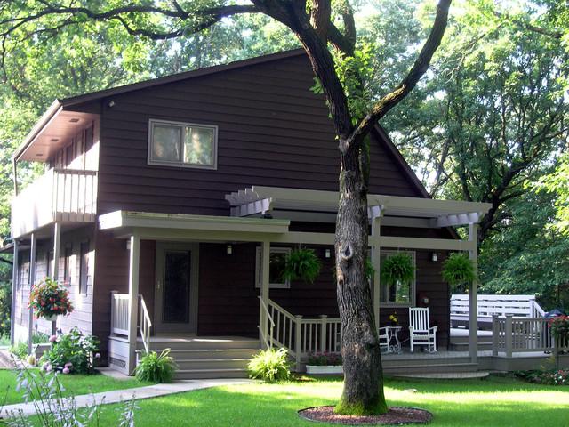 stillwater porch and pergola   contemporary   porch