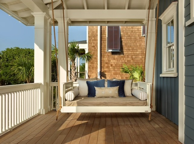 Style And Design Photos Tropical Porch