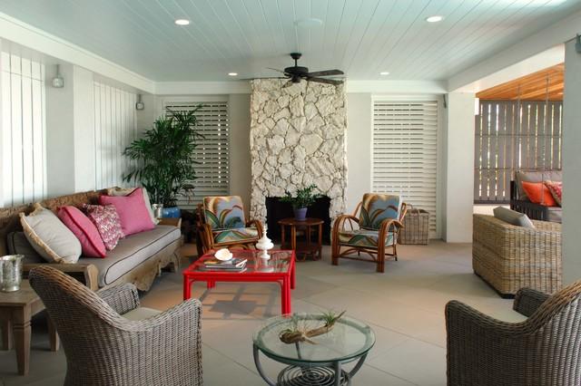 Porch tropical-porch