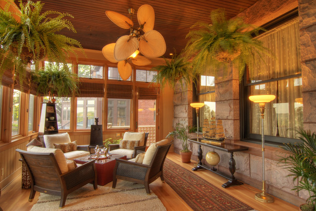 by fusion designed llc eclectic-porch
