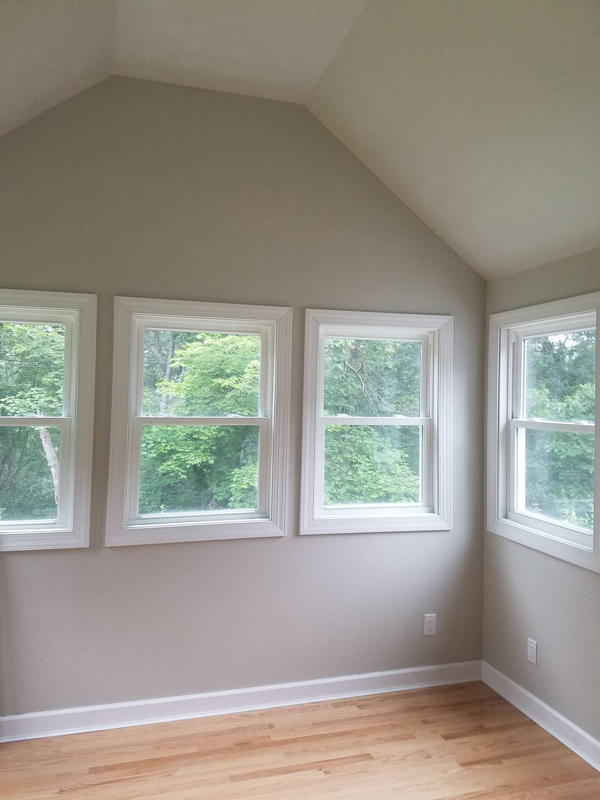 Sun Room Renovation