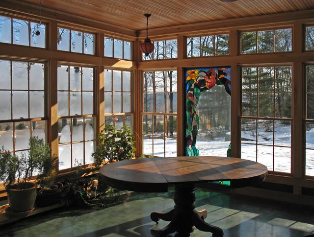 sunporch traditional-porch