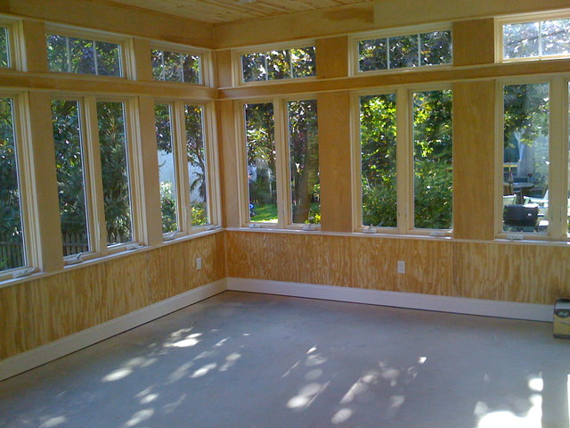 Sunroom addition traditional porch philadelphia by for Building a sunroom addition