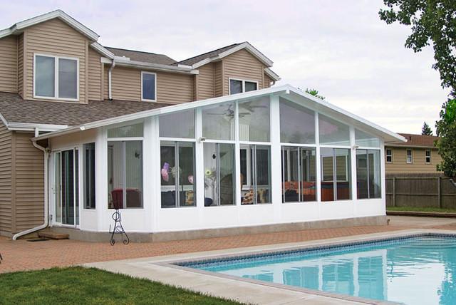 Sunroom Examples contemporary-porch