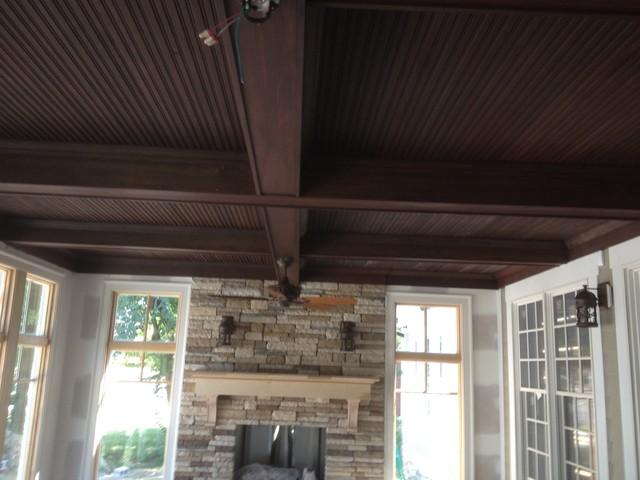 Classic porch idea in Louisville
