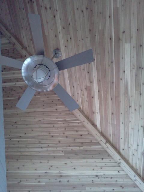 Sunroom contemporary-porch