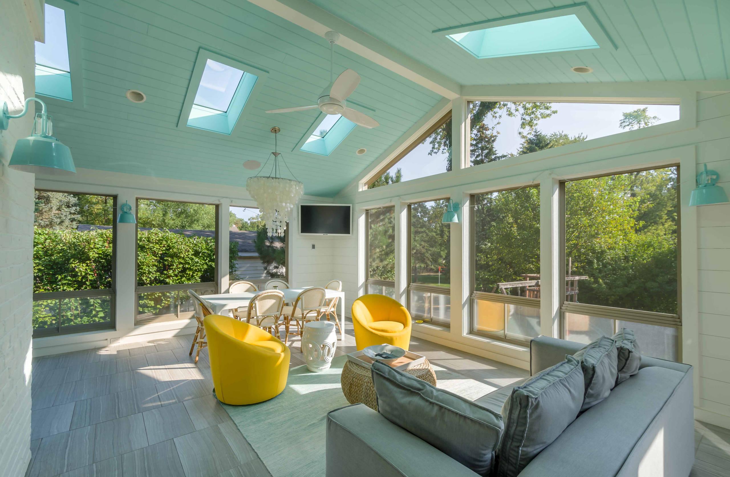 Sunroom Oasis