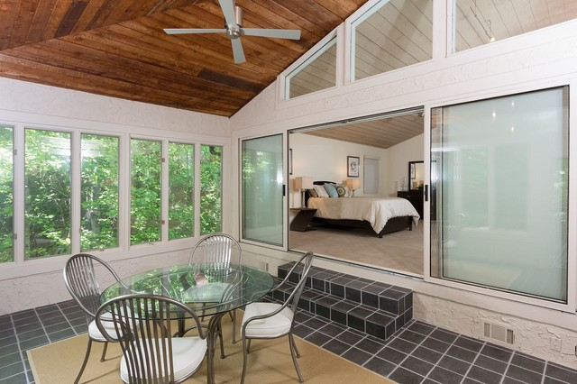 Sunroom Off Master Bedroom Traditional Porch Atlanta