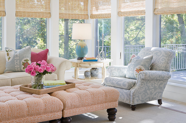Sunroom Serenity traditional porch