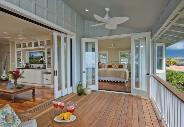 Sustainable stye at wa 39 ahila tropical porch for Archipelago hawaii luxury home designs