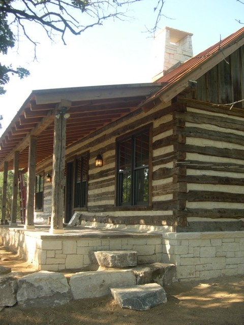 Texas Log Cabins