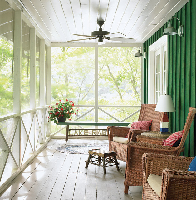 The Happy Home Project traditional-porch