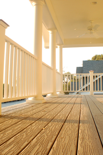 The Harmony traditional-porch