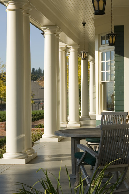 The Parnell craftsman-porch