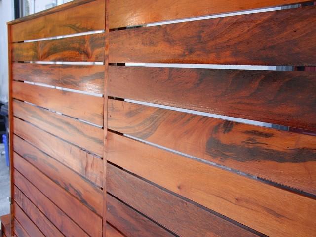Tiger Wood Deck