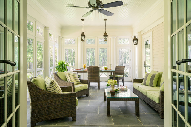 Timeless Traditional Traditional Porch Boston By