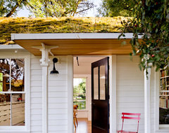 Tiny House farmhouse-porch